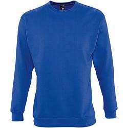 textil Herr Sweatshirts Sols 13250 Kunglig blå