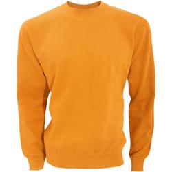textil Herr Sweatshirts Sg SG20 Ljus orange
