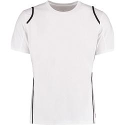 textil Herr T-shirts Gamegear Cooltex Vit/Svart