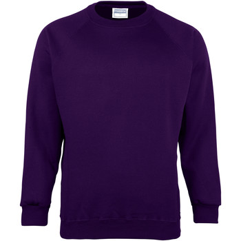 textil Barn Sweatshirts Maddins  Lila