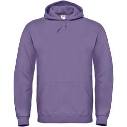 textil Dam Sweatshirts B And C WUI21 Millennial Lilac