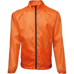 textil Herr Vår/höstjackor 2786 TS011 Orange/ svart