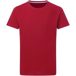 textil Herr T-shirts Sg Perfect Röd