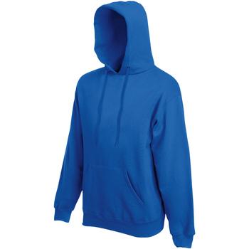 textil Herr Sweatshirts Fruit Of The Loom 62152 Kunglig blå