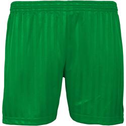 textil Barn Shorts / Bermudas Maddins MD15B Kelly Green