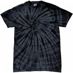 textil Barn T-shirts Colortone Spider Svart spindel