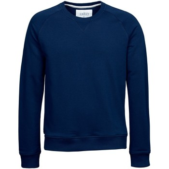 textil Herr Sweatshirts Tee Jays TJ5400 Marinblått