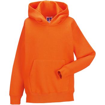 textil Barn Sweatshirts Jerzees Schoolgear 575B Orange