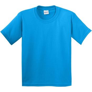textil Barn T-shirts Gildan 5000B Saphire