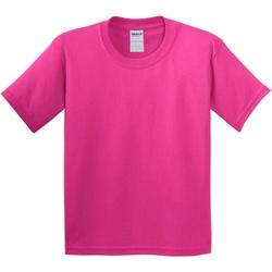 textil Barn T-shirts Gildan 5000B Heliconia