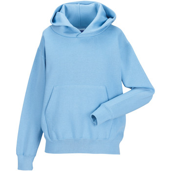 textil Barn Sweatshirts Jerzees Schoolgear 575B Himmelblått