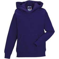 textil Barn Sweatshirts Jerzees Schoolgear 575B Lila