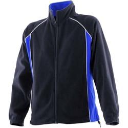 textil Dam Sweatjackets Finden & Hales LV551 Marinblått/Royal/White