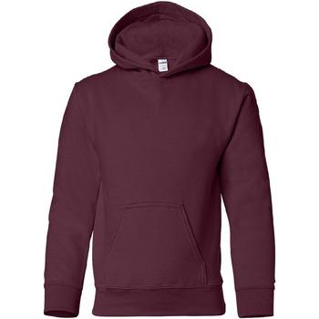 textil Barn Sweatshirts Gildan 18500B Maroon