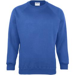 textil Barn Sweatshirts Maddins MD01B Ocean Royal