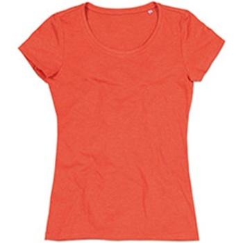 textil Dam T-shirts Stedman Stars Lisa Pumpa Heather