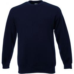 textil Herr Sweatshirts Universal Textiles 62202 Midnattsblå