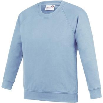 textil Barn Sweatshirts Awdis  Sky