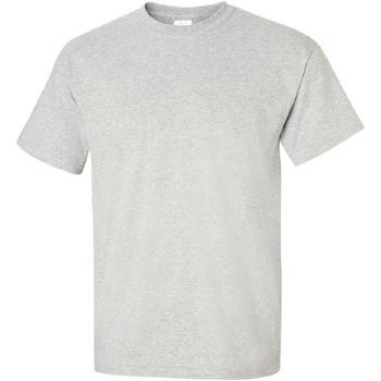 textil Herr T-shirts Gildan Ultra Askgrå