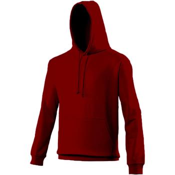 textil Sweatshirts Awdis College Tegelröd
