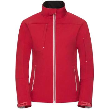 textil Dam Vår/höstjackor Russell R410F Klassiskt röd