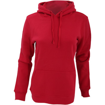 textil Dam Sweatshirts Russell 265F Klassiskt röd