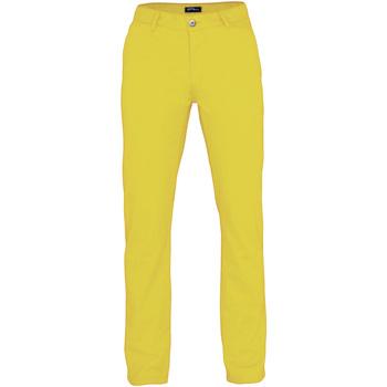 textil Herr Joggingbyxor Asquith & Fox AQ050 Citronskal