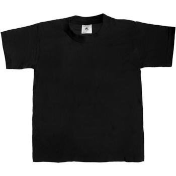 textil Barn T-shirts B And C Exact 190 Svart