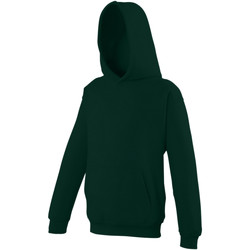 textil Barn Sweatshirts Awdis JH01J Skog