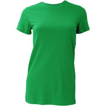 textil Dam T-shirts Bella + Canvas BE6004 Kelly Green