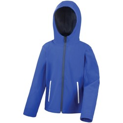 textil Barn Vindjackor Result R224JY Kunglig/marinefärgad