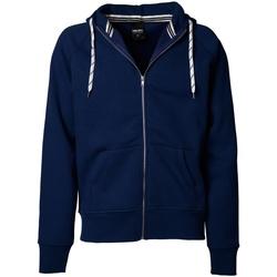 textil Herr Sweatshirts Tee Jays TJ5435 Marinblått