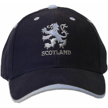 Accessoarer Keps Scotland  Marinblått/vit