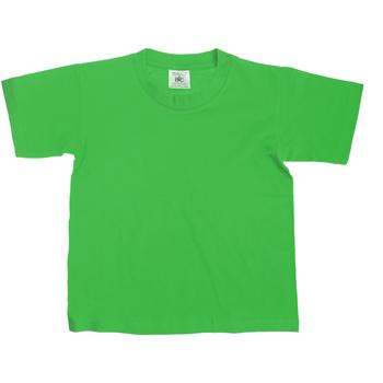 textil Barn T-shirts B And C Exact Kelly Green
