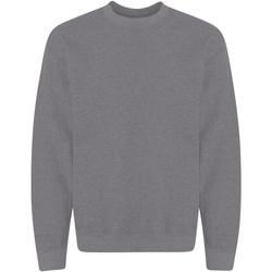 textil Sweatshirts Gildan 18000 Grafit Heather