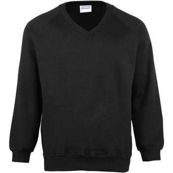 textil Barn Sweatshirts Maddins  Svart