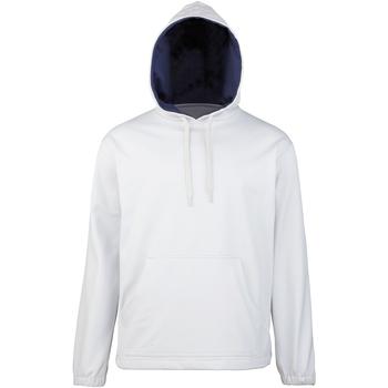 textil Pojkar Sweatshirts Rhino RH70B Grå/Navy