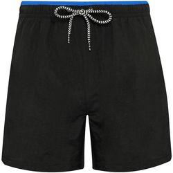 textil Herr Badbyxor och badkläder Asquith & Fox AQ053 Svart/Royal