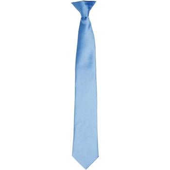 textil Herr Slipsar och accessoarer Premier PR755 Mellanblått