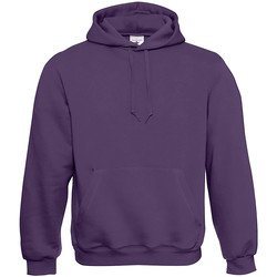textil Herr Sweatshirts B And C WU620 Urban Purple