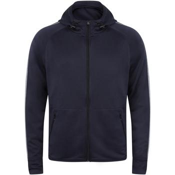 textil Herr Sweatshirts Tombo Teamsport TL550 Marinblått