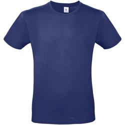textil Herr T-shirts B And C TU01T Elektrisk blå