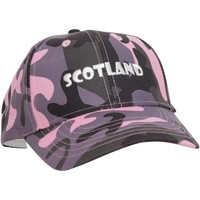 Accessoarer Dam Keps Scotland  Rosa kamouflage