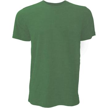 textil Herr T-shirts Bella + Canvas CA3001 Ljungskog