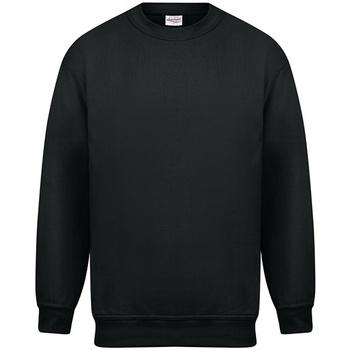 textil Herr Sweatshirts Absolute Apparel Magnum Svart