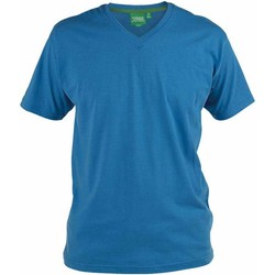 textil Herr T-shirts Duke  Blå