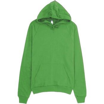 textil Herr Sweatshirts American Apparel California Kelly Green