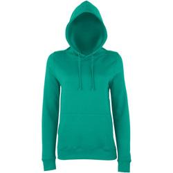 textil Dam Sweatshirts Awdis Girlie Jade