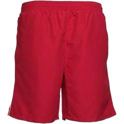 textil Herr Shorts / Bermudas Gamegear KK980 Röd/vit