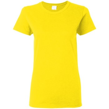 textil Dam T-shirts Gildan Missy Fit Daisy